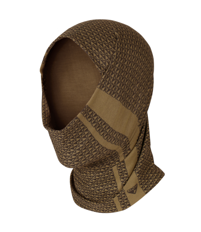 Condor Outdoor Multi-Wrap COYOTE BROWN LOGO (212-C498)