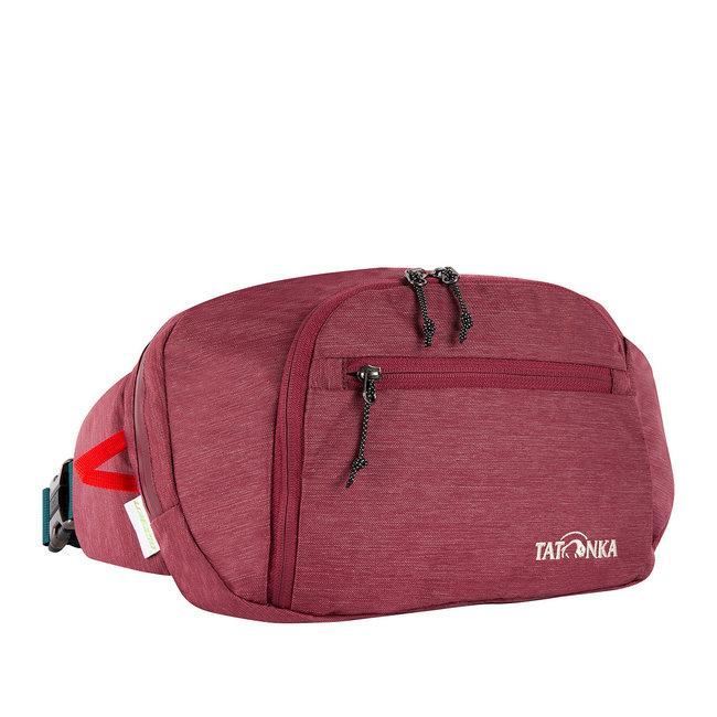 Tatonka Hip Sling Pack Bordeaux Rood