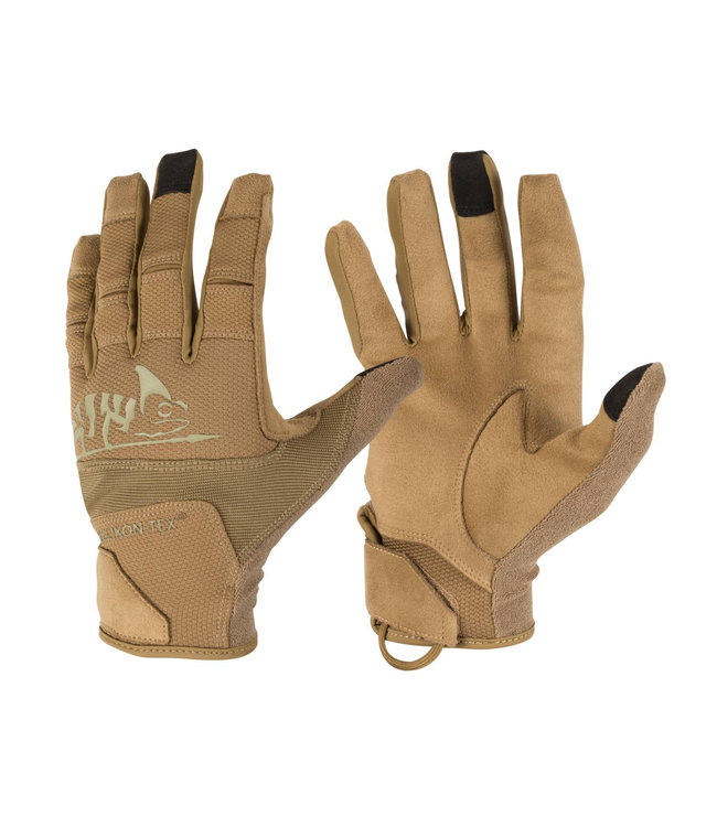 Helikon-Tex Range Tactical Gloves® - Coyote (RK-RNG-PO-112A)