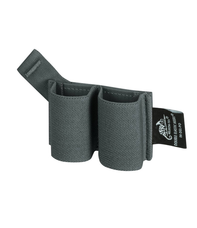Helikon-Tex Double Elastic Insert® - Polyester Shadow Grey (IN-DEL-PO-35)