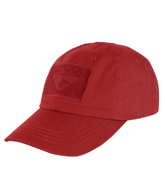 Condor Outdoor Tactical Cap Red/Rood (TC-010)