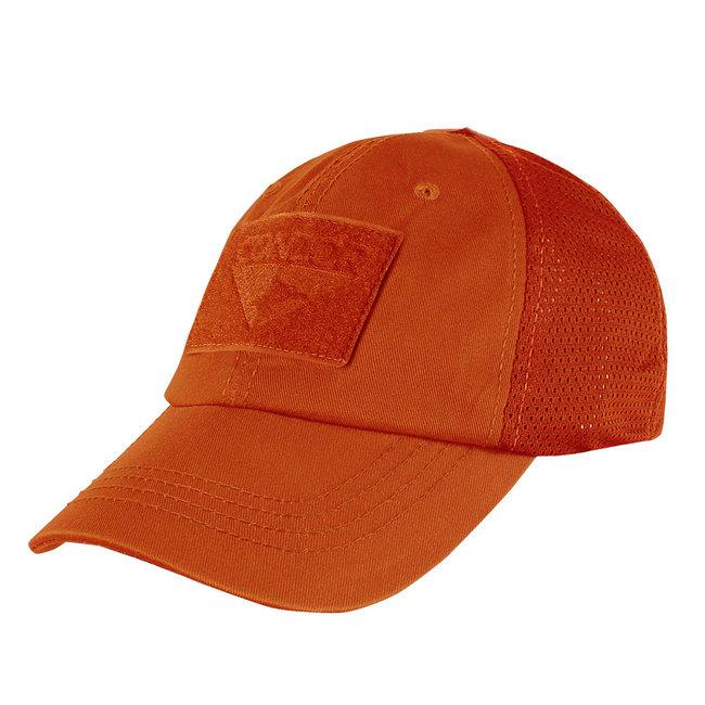 Condor Outdoor Tactical Mesh Cap Blaze Orange/Oranje (TCM-037)