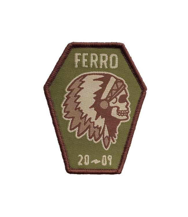 Ferro Concepts CHIEF COFFIN PATCH