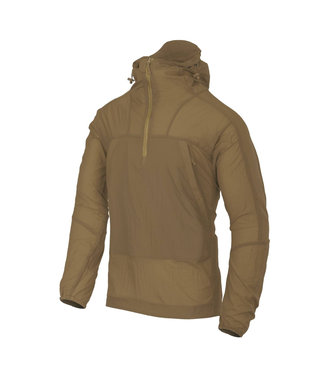 Helikon-Tex WINDRUNNER® Windshirt - WindPack® Nylon® - Coyote (KU-WDR-NL-11)