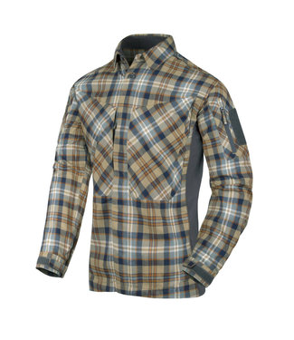 Helikon-Tex MBDU FLANNEL SHIRT® GINGER PLAID (KO-MBD-PO-P2)