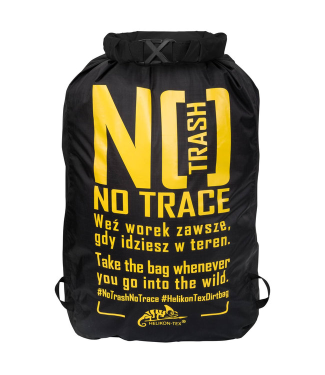 Helikon-Tex Dirt Bag Black (AC-DTB-NL-01)