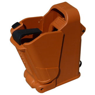 MagLula UPLULA Universal Magazine Loader Orange Brown