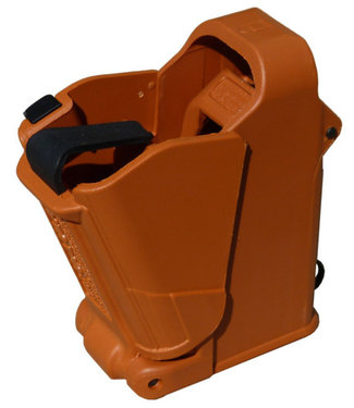 MagLula Maglula UPLULA Universal Magazine Loader Orange Brown