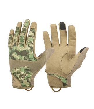 Helikon-Tex Range Tactical Gloves® - PENCOTT® WILDWOOD™/COYOTE (RK-RNG-PO-4511A)