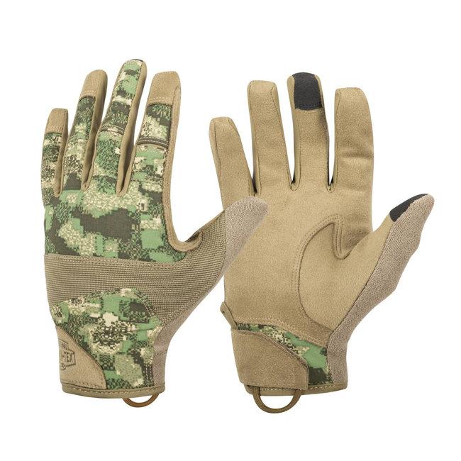 Helikon-Tex Range Tactical Gloves® - PENCOTT® WILDWOOD™/COYOTE (RK-RNG-PO-4511A)