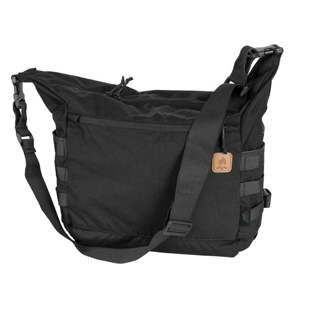 Helikon-Tex BUSHCRAFT SATCHEL BAG® - CORDURA® Black (MO-O08-CD-01)