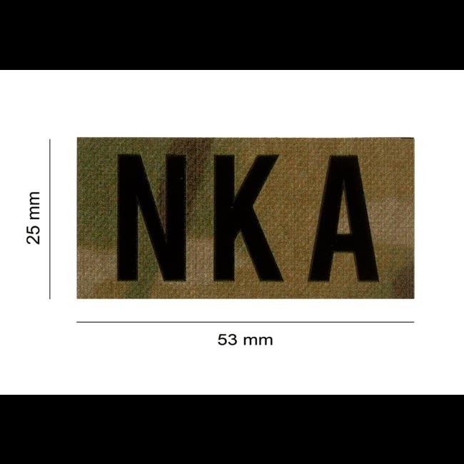 Clawgear NKA IR Patch Multicam