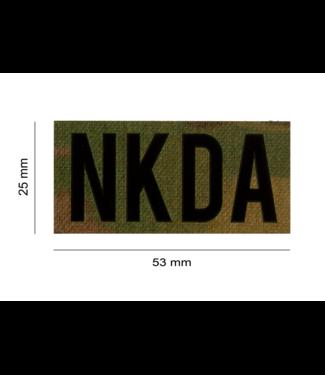 Clawgear NKDA IR Patch Multicam