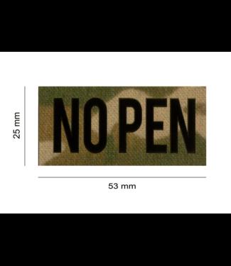 Clawgear No Pen IR Patch Multicam
