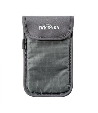 Tatonka Smartphone Case L Titan Grey