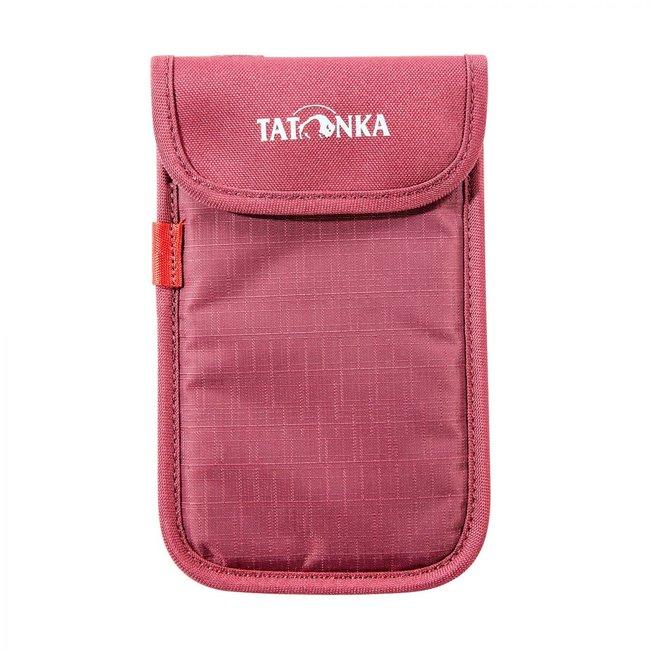 Tatonka Smartphone Case XL Bordeaux Red