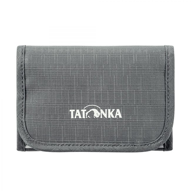 Tatonka Folder Wallet Titan Grey