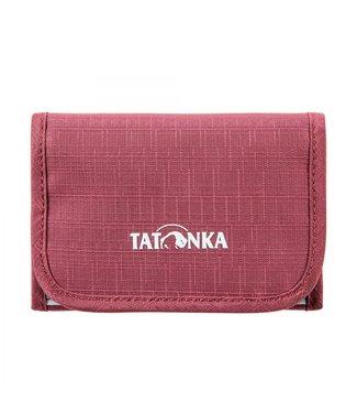 Tatonka Folder Portemonnee Bordeaux Red