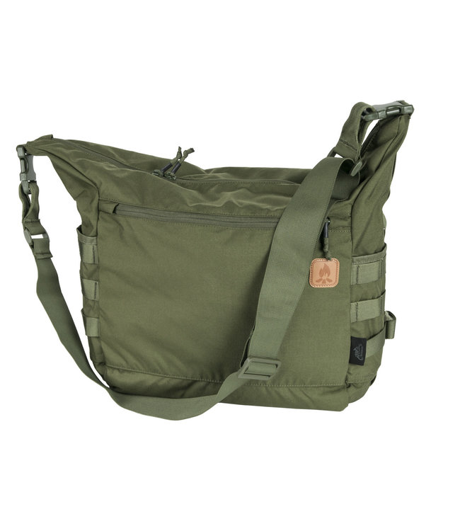 Helikon-Tex BUSHCRAFT SATCHEL BAG® - CORDURA® Olive Green (TB-BST-CD-02)
