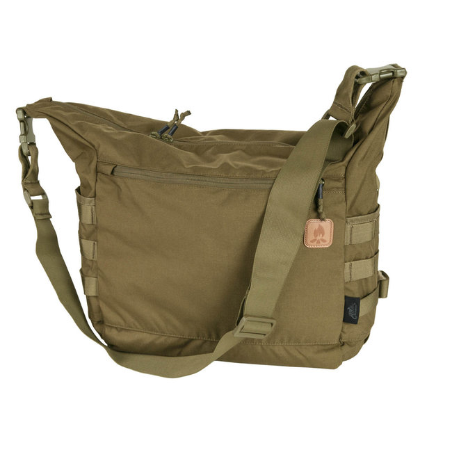 Helikon-Tex BUSHCRAFT SATCHEL BAG® - CORDURA® Coyote (TB-BST-CD-11)