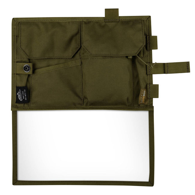 Helikon-Tex Map Case Olive Green (MO-MPC-CD-02)