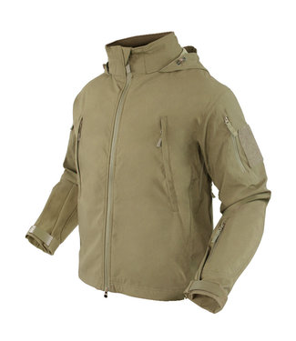 Condor Outdoor Summit Zero Softshell Jacket Tan