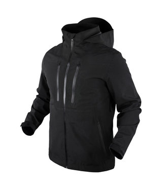 Condor Outdoor Aegis Hardshell Jacket Black