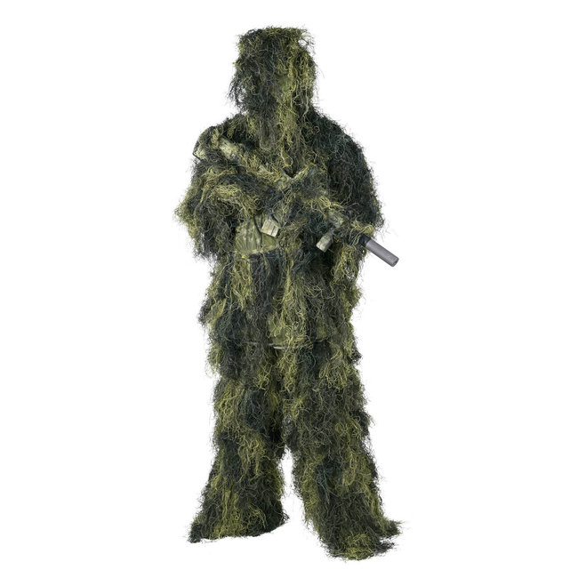 Helikon-Tex GHILLIE SUIT Woodland (KP-GHL-PO)