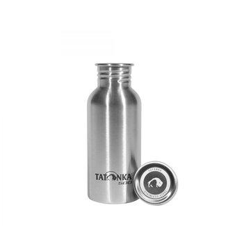 Tatonka RVS Waterfles met draaidop 0.5 liter