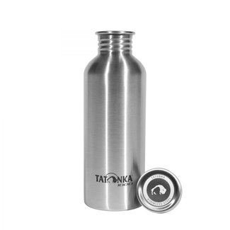 Tatonka RVS Waterfles met draaidop 1 liter