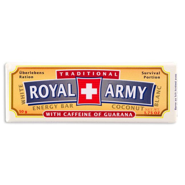 Royal Army Chocolate SWISS WHITE CHOCOLATE