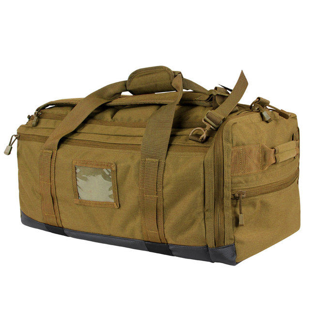 Condor Outdoor Centurion Duffle Bag Coyote Brown (111094-498)