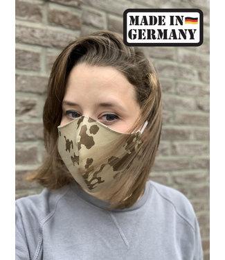 Applied Orange™ Mondmasker Flecktarn Desert - 100% katoen