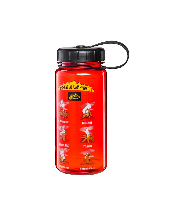 Helikon-Tex TRITAN™ BOTTLE Wide Mouth Campfires (550 ml) (HY-WC5-TT-2501A)