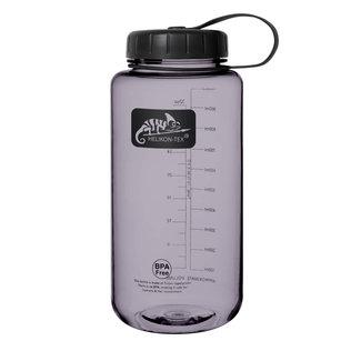 Helikon-Tex TRITAN™ BOTTLE Wide Mouth (1 Liter) - Smoked (HY-WM1-TT-0101A)