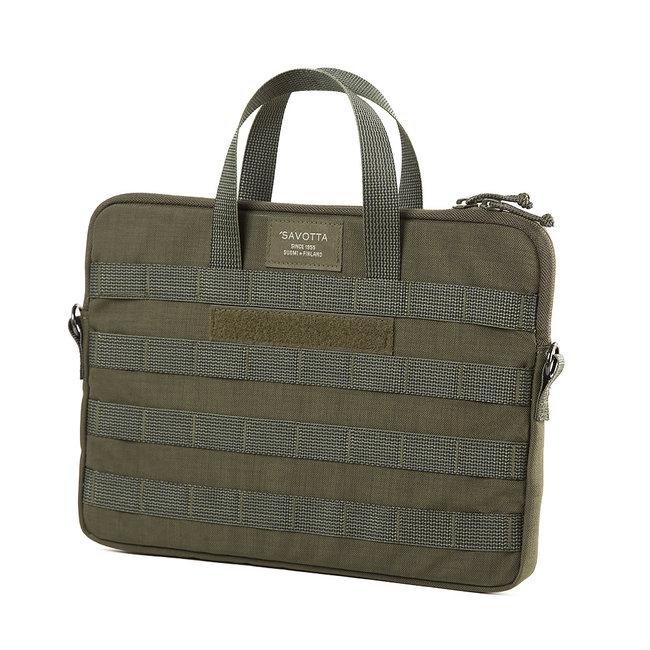 """Savotta Savotta  ALC Pro - Green- 16"""" Laptop Case"""