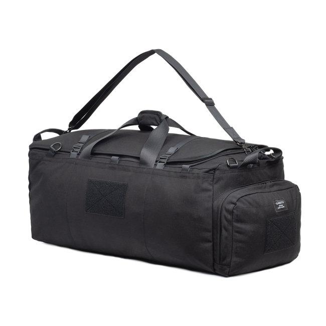 Savotta Savotta Keikka duffel bag 80 L - Zwart