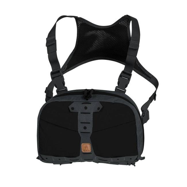 Helikon-Tex Chest Pack Numbat® Black / Shadow Grey (TB-NMB-CD-0135A)