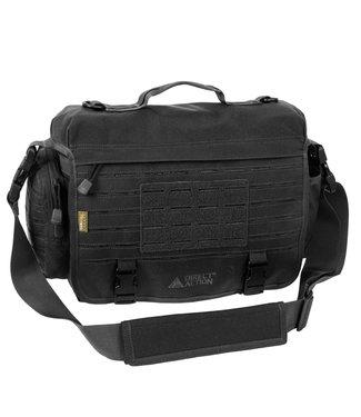Direct Action MESSENGER Bag Black (BG-MSGM-CD5-BLK)
