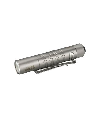 Olight Olight I5T EOS Titanium - 300 lumen - tail switch - limited edition