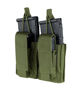 Condor Outdoor GEN2 DOUBLE KANGAROO MAG POUCH OLIVE DRAB (191232-001)