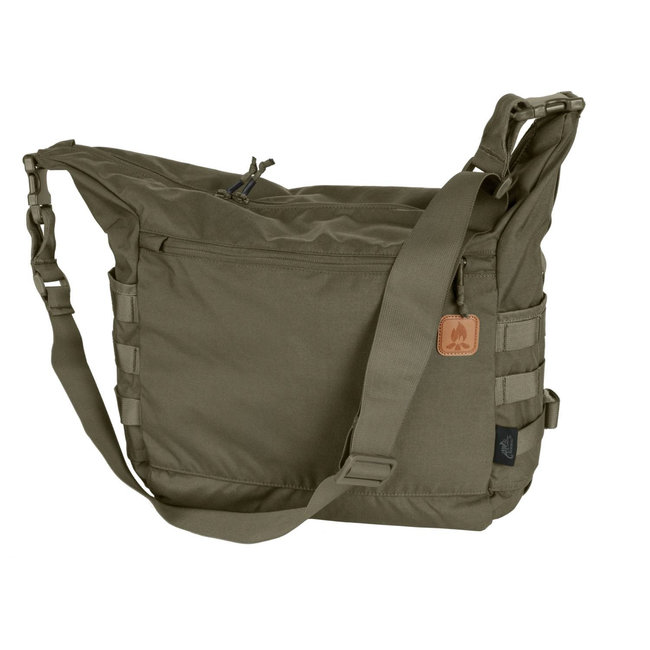 Helikon-Tex BUSHCRAFT SATCHEL BAG® - CORDURA® Ranger Green (TB-BST-CD-81)