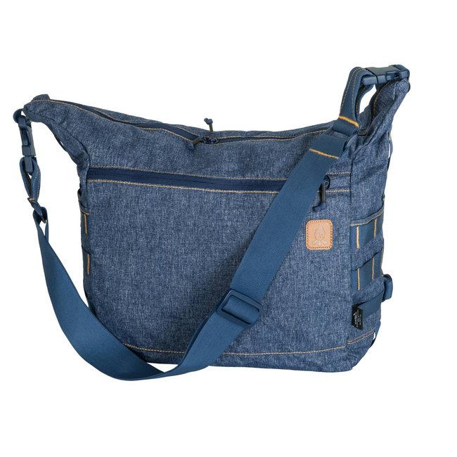Helikon-Tex BUSHCRAFT SATCHEL BAG®-NYLON BLUE MELANGE (TB-BST-NL-M2)