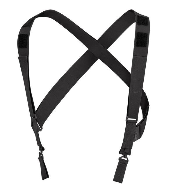 Helikon-Tex Forester Suspenders Black (HS-FTS-NL-01)