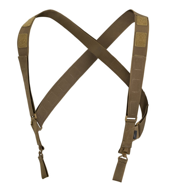 Helikon-Tex Forester Suspenders Coyote Brown (HS-FTS-NL-11)