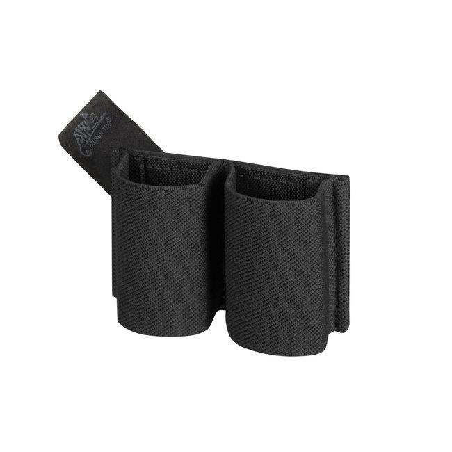 Helikon-Tex Double Elastic Insert® - Polyester Black (IN-DEL-PO-01)