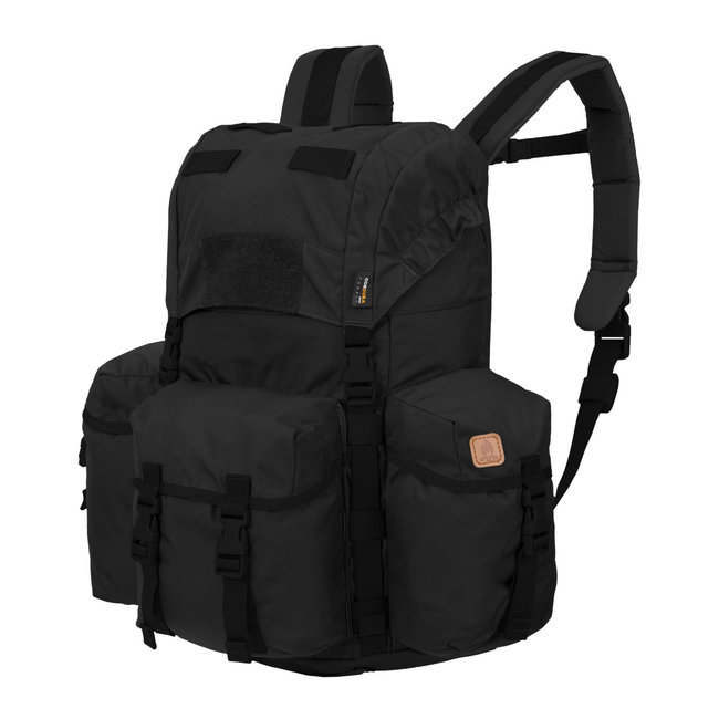 Helikon-Tex Bergen Backpack® Black - 18 liter (PL-BGN-CD-01)