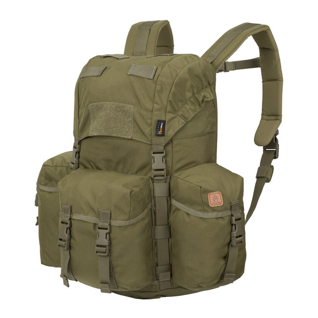 Helikon-Tex Bergen Backpack® Olive Green - 18 liter (PL-BGN-CD-02)