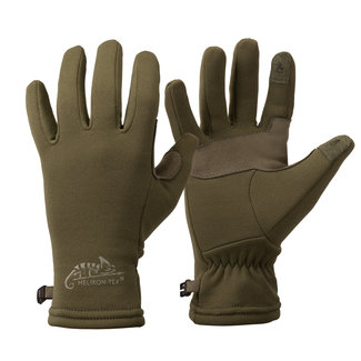 Helikon-Tex TRACKER OUTBACK GLOVES Olive Green (RK-TCO-RP-02)