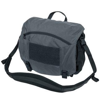 Helikon-Tex URBAN COURIER BAG LARGE SHADOW GREY/BLACK (TB-UCL-CD-3501A)